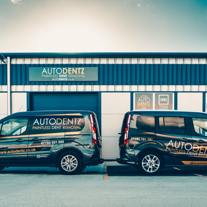 AutoDentz Plymouth workshop